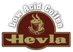 Hevla coffee logo