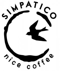 Simpatico coffee logo