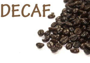 healthy decaf coffee beans