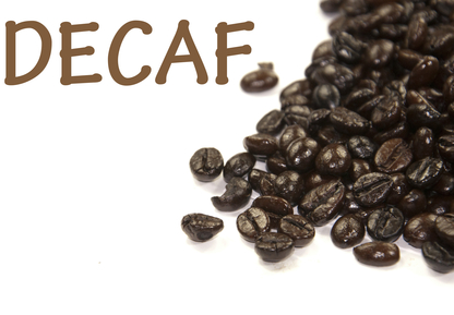 does decaf coffee have any caffeine